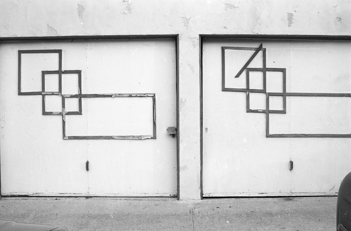 Garage Symmetry